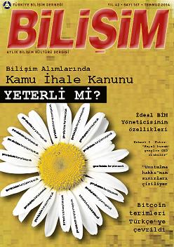 TBD Bilişim Dergisi Temmuz 2014 Sayısı - Türkçe Terimlerle Bitcoin