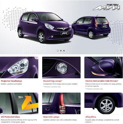 Perodua Myvi Terbaru. hair hot Perodua Myvi Grey