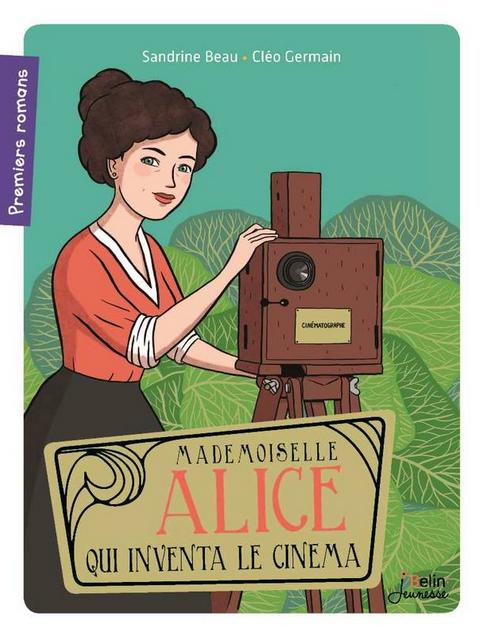 Mademoiselle ALICE #AliceGuy2016