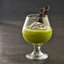 resep avocado float