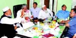 চট্টগ্রাম হাটহাজারি হিন্দু লোকনাথ মন্দির ভাংচুর আগুন এমপি মন্ত্রী মিটিং