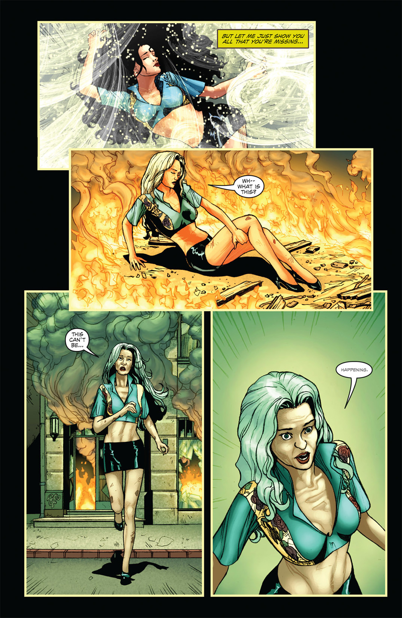 Grimm Fairy Tales (2005) Issue #30 #33 - English 13