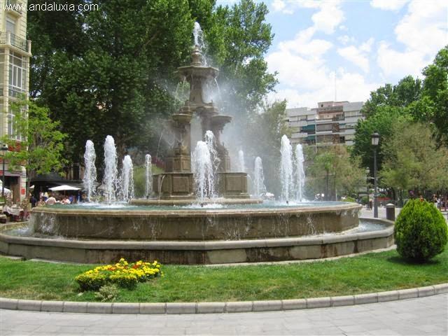 Feria de asociaciones, Fuente de las Batallas, Granada.Asociación Lupus