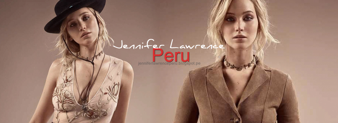 Jennifer Lawrence Perú
