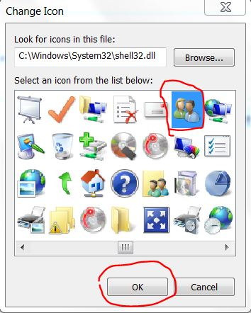 how to create icons: