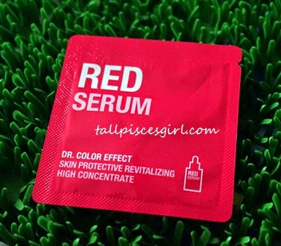 SKIN & LAB Dr. Color Effect Red Serum