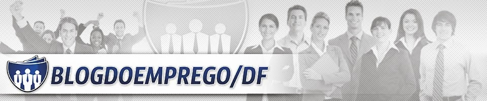 Blog do Emprego DF
