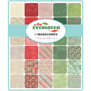 Moda EVERGREEN Fabric by Basic Grey for Moda Fabrics