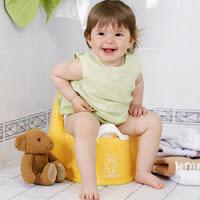 Bebeklerin Tuvalet Eğitimi
