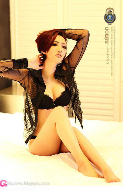 4 Short sexy hair-very cute asian girl-girlcute4u.blogspot.com