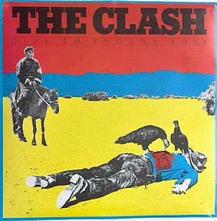 The Clash, Give 'Em Enough Rope, US Version