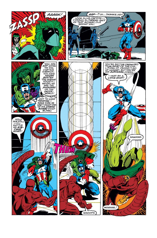 Captain America (1968) Issue #382 #315 - English 16