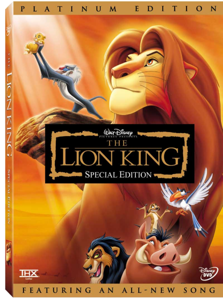 the lion king symbolics essay
