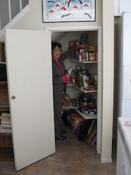 My hobbit larder