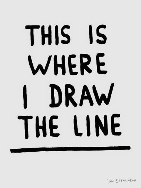 Line Art Quotes : Draw the lines art of setting boundaries pallimed