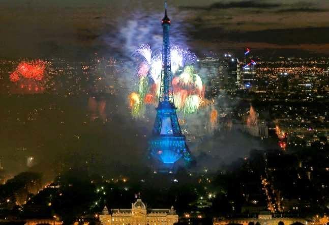 kota dengan Kembang Api Terbaik di Dunia