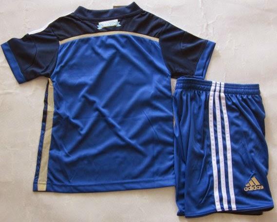 Grosir Baju Bola PIALA DUNIA Anak Murah Argentina Away Piala Dunia 2014