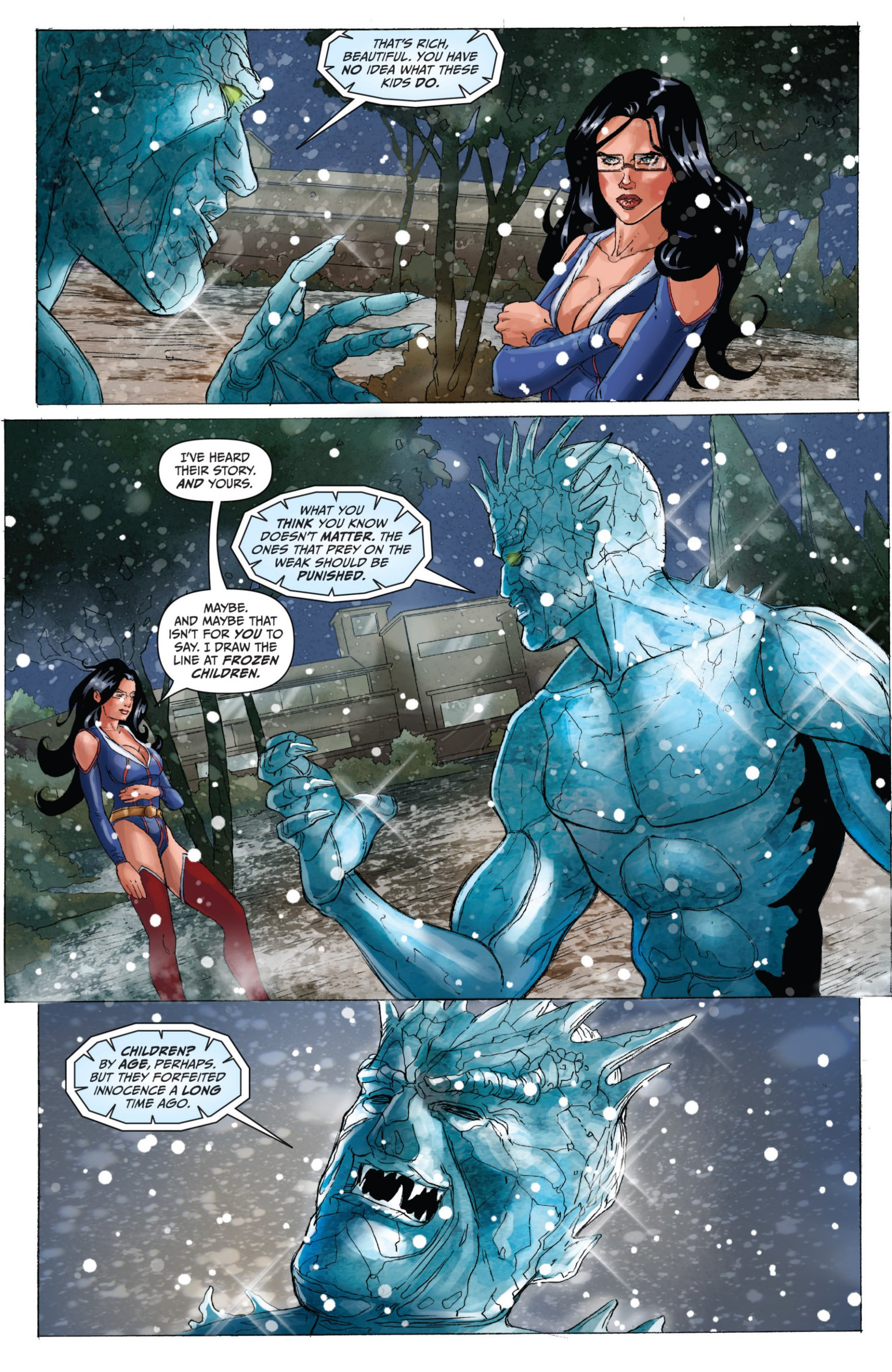 Grimm Fairy Tales (2005) Issue #84 #87 - English 16