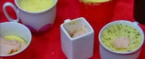 Pão de queijo de caneca