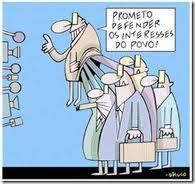 Politicos fantoches ilicito