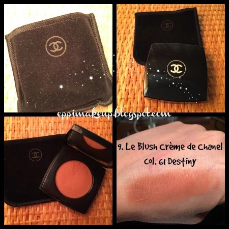 Chanel - Le blush crème de Chanel - Destiny
