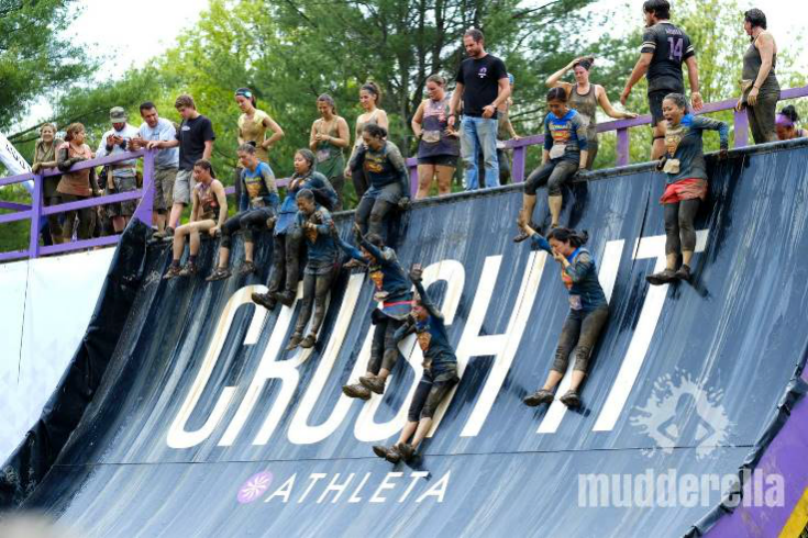 Mudderella is the first all day active event made by women for women. This 5-7 mile obstacle course run is designed to challenge while encouraging through teamwork and training. Any athletic level can join and ys, men are welcome to support their leading ladies by participating too. Register today and experience a one of a kind event, do all or some of the obstacles to fit your fitness level. #sp