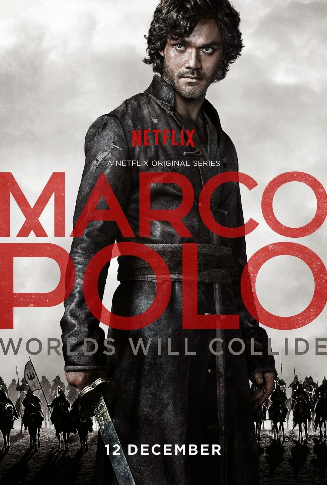 Nhà Thám Hiểm Marco Polo: Phần 1