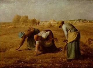 Espigadoras de Millet