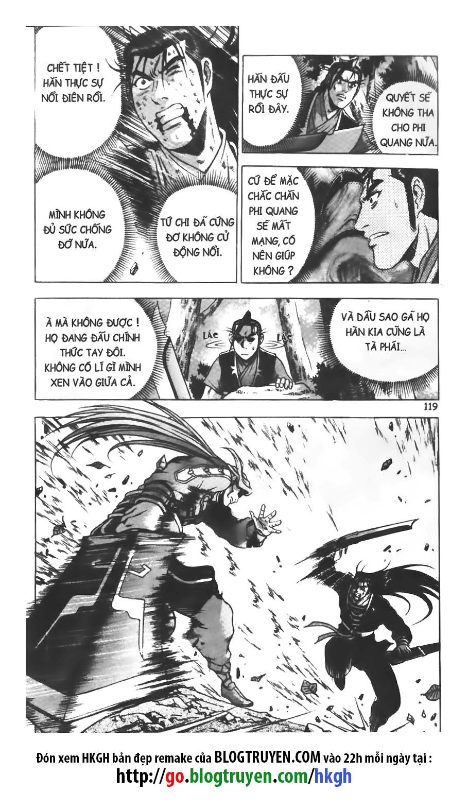 Hiệp Khách Giang Hồ chap 254 Trang 5 - Mangak.info