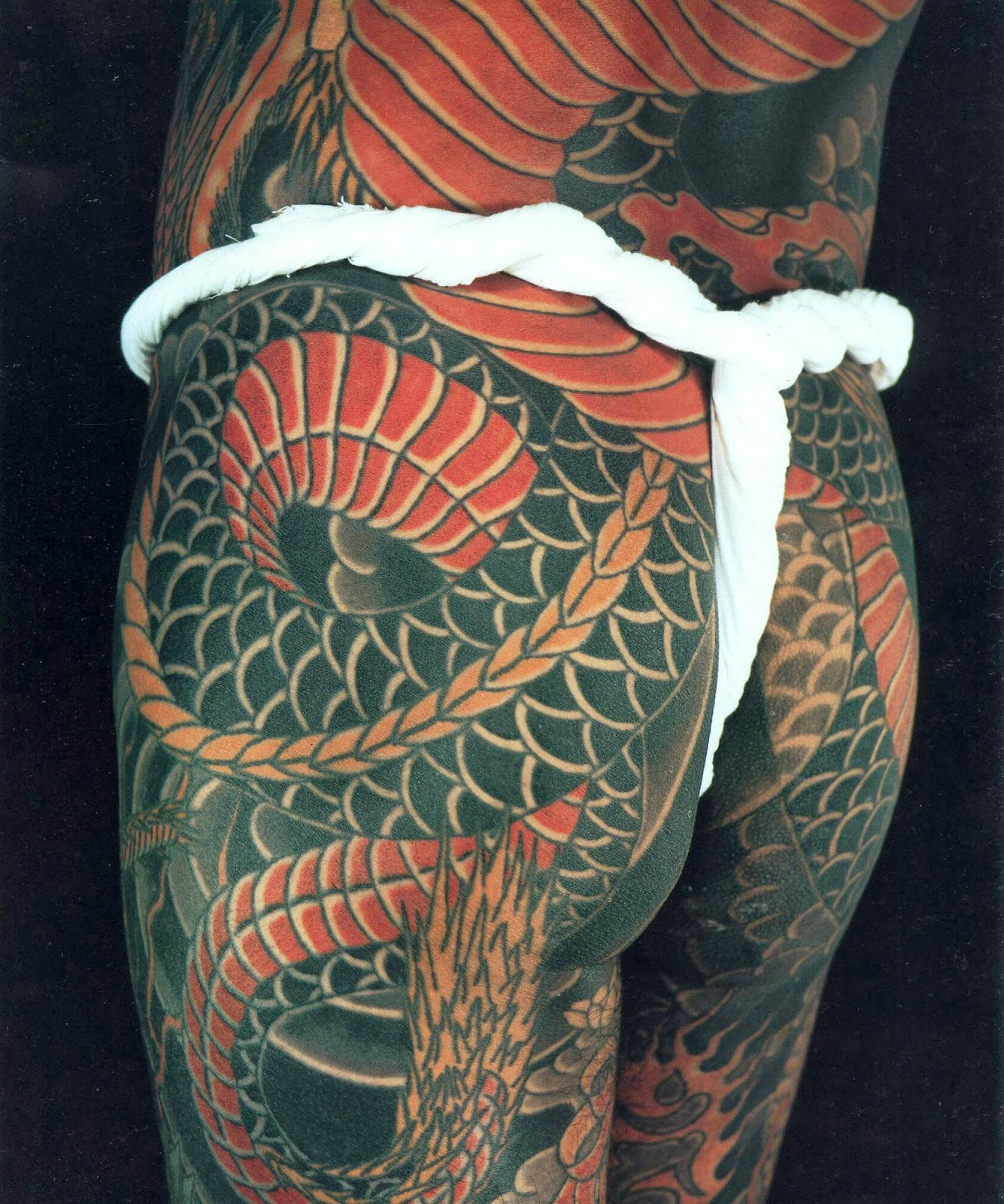 The traditional japanese tattoo art asian tattoos art for Japanese tattoo