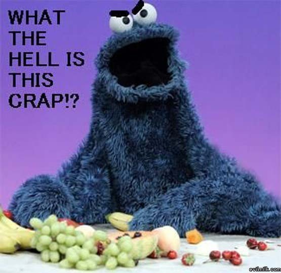 Cookie Monster #Jokes #Humor | Lol | Pinterest | Cookie monster ...