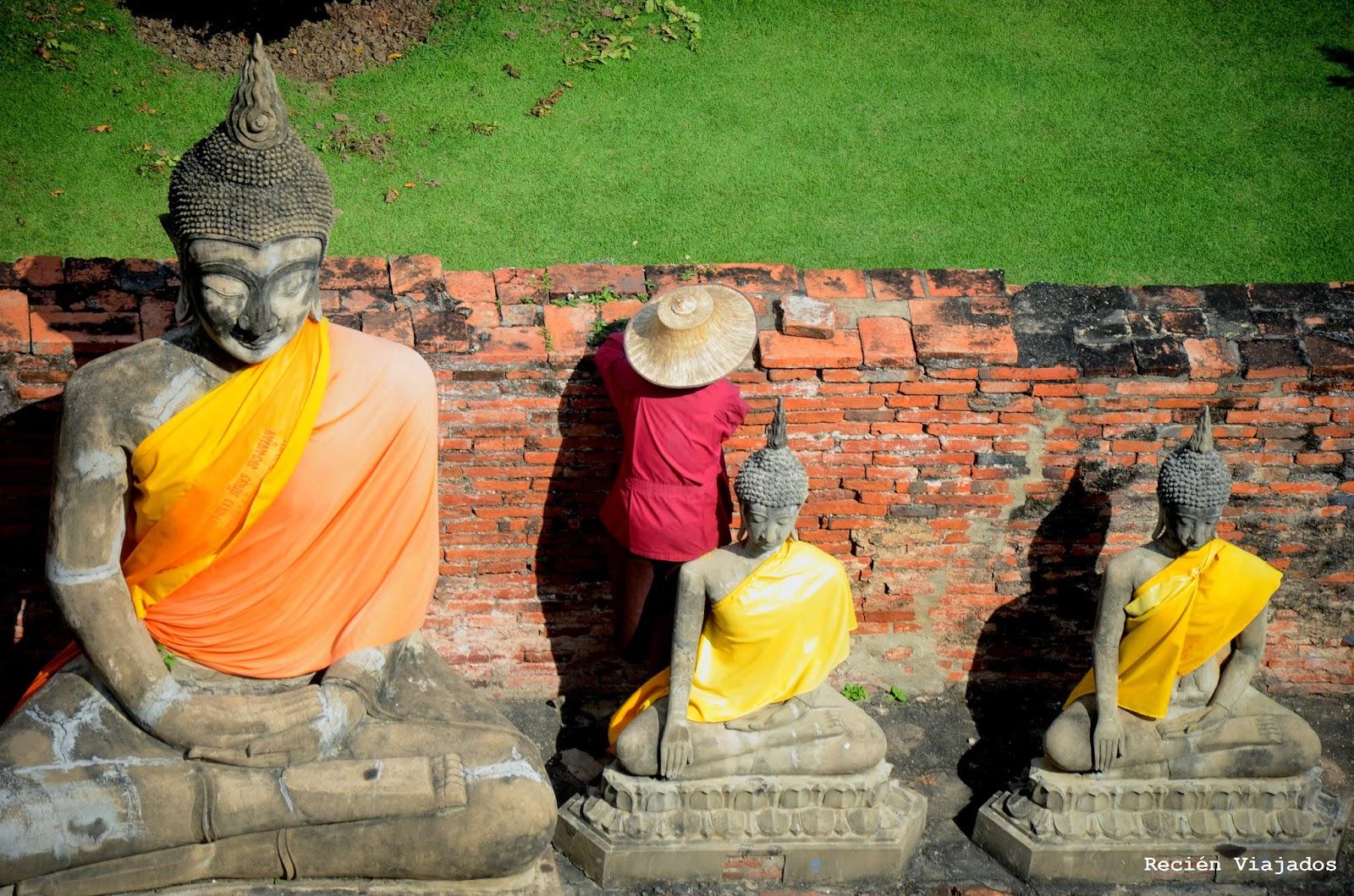Templo de Ayutthaya