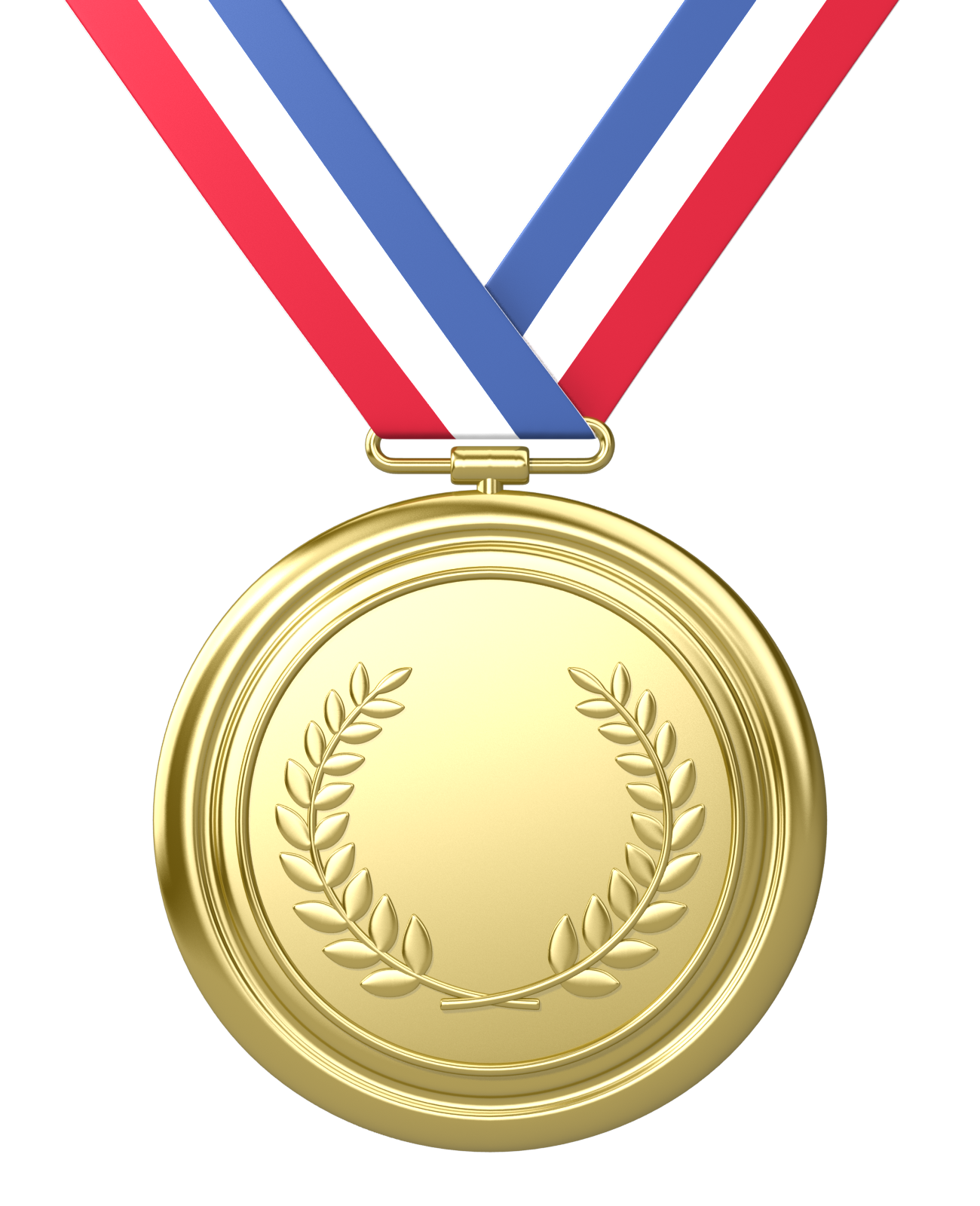 Olympic gold medal png