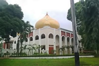 Pangeran Diponegoro Mosque in TMII
