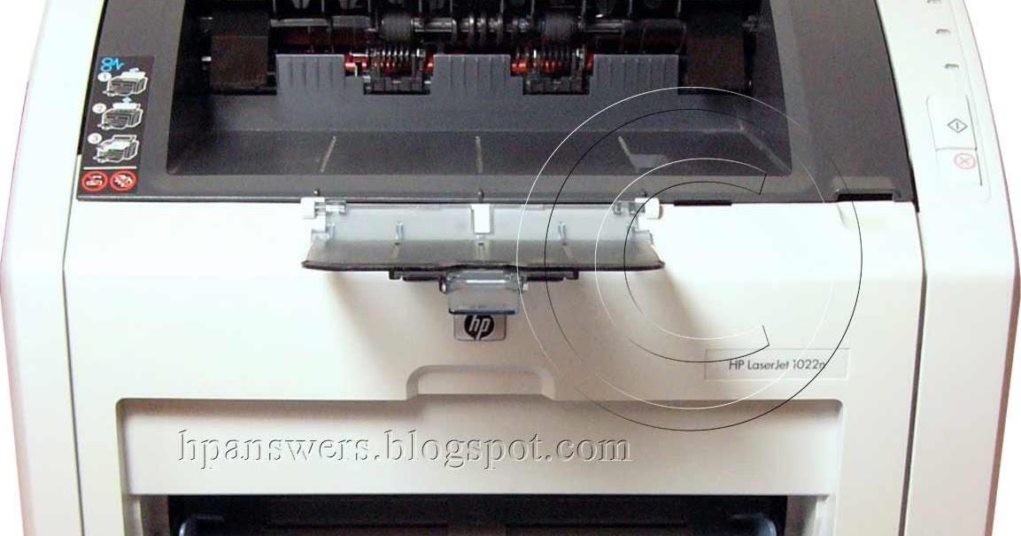 HP LaserJet n Printer
