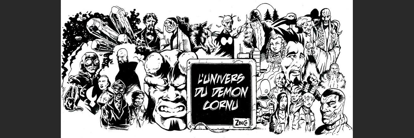 L'univers du démon cornu