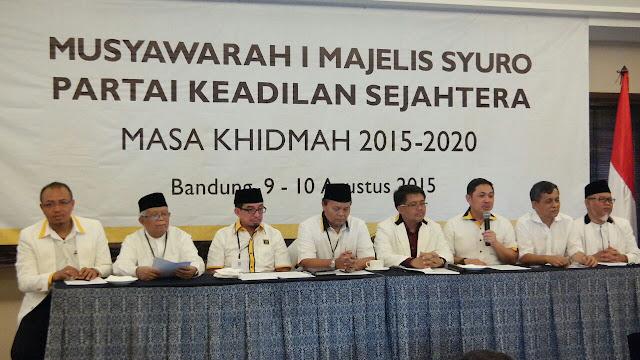 Tanpa Konflik, Musyawarah Majelis Syuro PKS 2015 Hasilkan 7 Keputusan