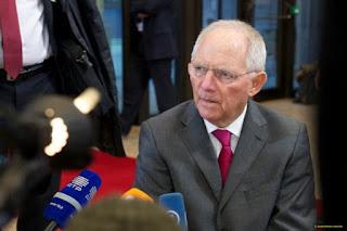 """Οι Γερμανοί Πράσινοι στέλνουν στο δικαστήριο τον Σόιμπλε για το σχέδιο """"Grexit"""""""