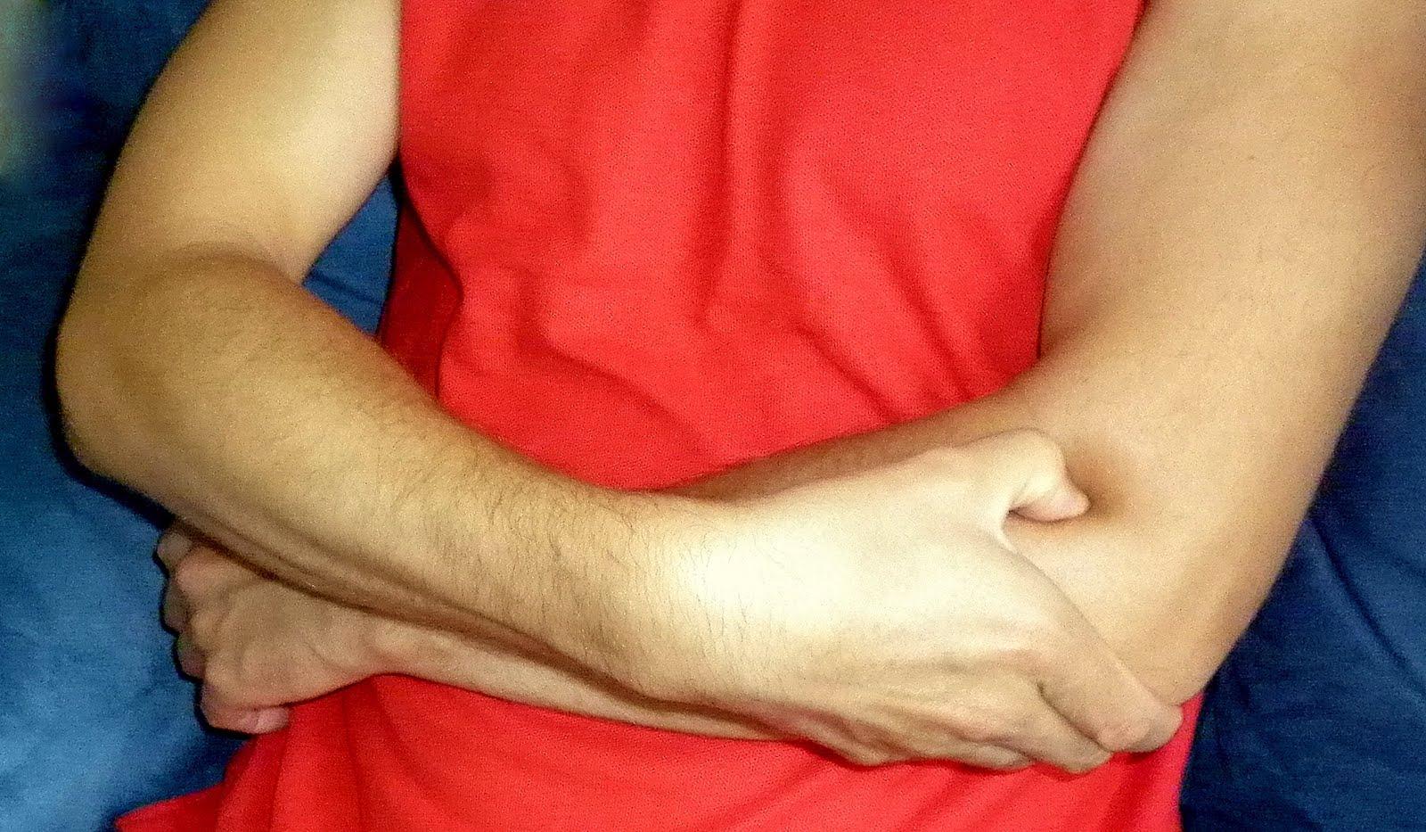 Käden Akupisteet