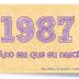 """Blogagem Coletiva KCL: """"Fatos sobre o ano em que nasci"""""""
