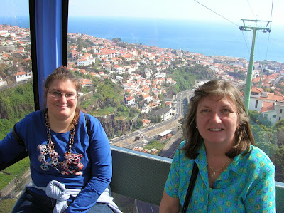 Teleferico do Monte, Funchal, Madeira, Portugal, La vuelta al mundo de Asun y Ricardo, round the world, mundoporlibre.com