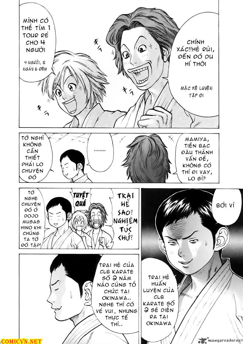 Karate Shoukoushi Kohinata Minoru chap 41 Trang 6
