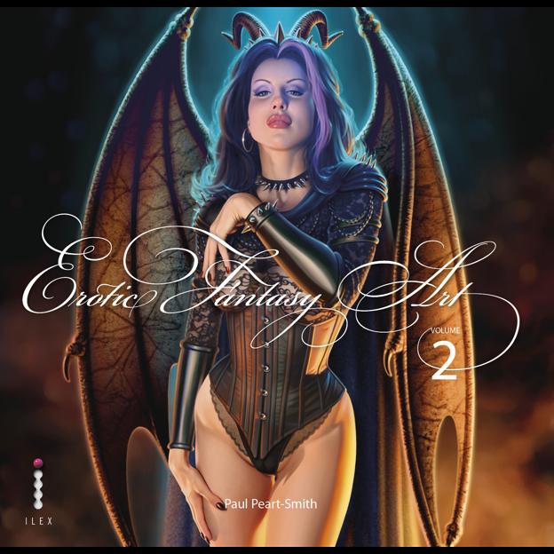 Artbook Review - Erotic Fantasy Art, Volume 2: fantasiox.blogspot.com/2011/12/erotic-fantasy-art-volume-2-artbook...