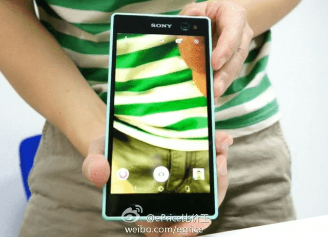 Sony-reveal-the-Xperia-c3-under-the-name-Gina