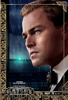 Leonardo DiCaprio, The Great Gatsby, movie, obsession, tragedy