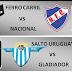 Primera - Liguilla 2011 - Fecha 1