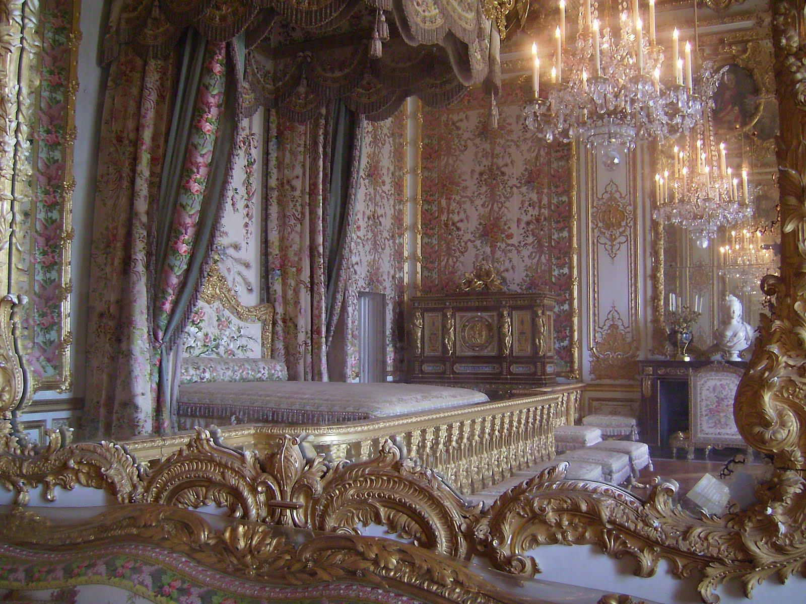 La parigi di maria antonietta giorno 3 la chambre de la for Chambre de la reine