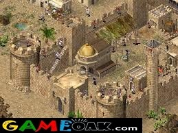 Towers in Stronghold Crusader