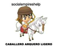 imagen del caballero ligero de social empires