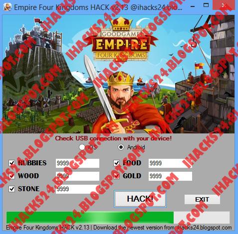 empire four kingdoms account l&ouml